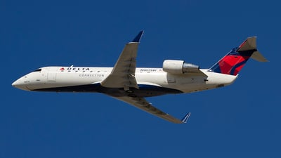 N907SW - Bombardier CRJ-200ER - Delta Connection (SkyWest Airlines)