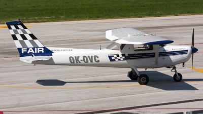 OK-OVC - Cessna A152 Aerobat - F-Air Flight School