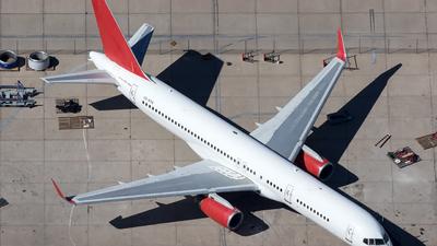 VQ-BTN - Boeing 757-256 - Untitled