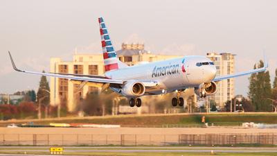 N901NN - Boeing 737-823 - American Airlines