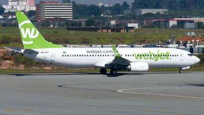 PR-GGT - Boeing 737-8EH - WebJet Linhas Aéreas