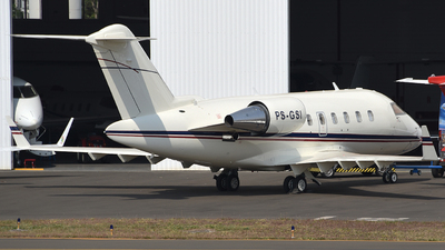 PS-GSI - Bombardier CL-600-2B16 Challenger 650 - Private
