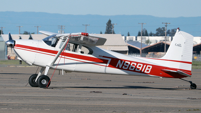 N9691B - Cessna 180A Skywagon - Private
