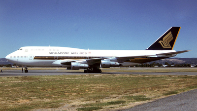 9V-SKA - Boeing 747-312 - Singapore Airlines