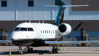 N73ML - Bombardier CL-600-2B16 Challenger 601-3A - Private