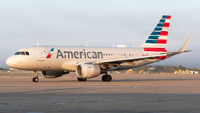 N70020 - Airbus A319-115 - American Airlines