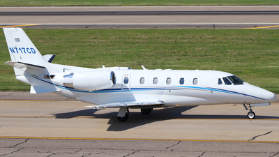 A picture of N717CD - Cessna 560XL Citation Excel - Jet Linx Aviation - © Ben B.