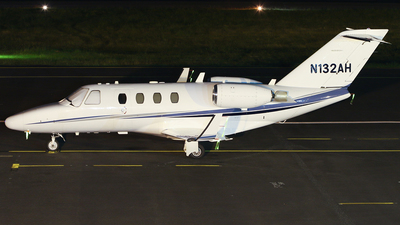N132AH - Cessna 525 CitationJet 1 - Private
