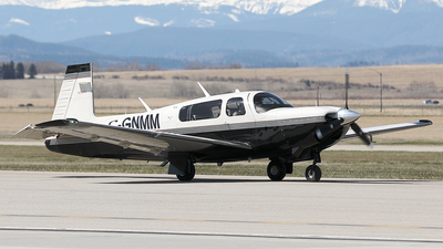 C-GNMM - Mooney M20M - Private
