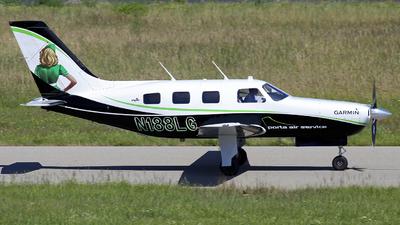 N188LG - Piper PA-46-350P Malibu Mirage - Porta Air Service