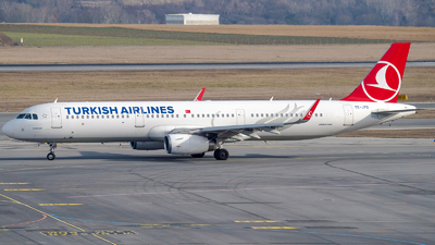 A picture of TCJTD - Airbus A321231 - Turkish Airlines - © Michael Musil