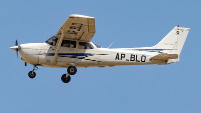 AP-BLO - Cessna 172R Skyhawk - Private