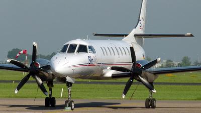 D-CKPP - Fairchild SA227-DC Metro 23 - Binair Aero Service