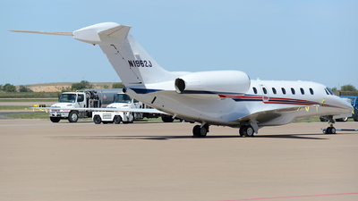N1962J - Cessna 750 Citation X - Private