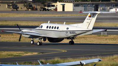 AN-236 - Beechcraft 200 Super King Air - Ecuador - Navy