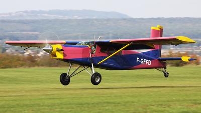 F-GFFD - Pilatus PC-6/B2-H2 Turbo Porter - Private