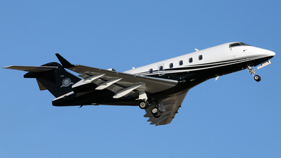 G-MRAP - Bombardier BD-100-1A10 Challenger 300 - London Executive Aviation