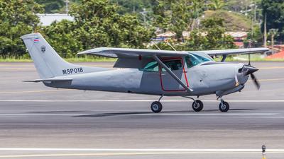 MSP018 - Cessna TR182 Turbo Skylane RG - Costa Rica - Ministry of Public Security