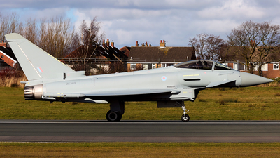 ZK369 - Eurofighter Typhoon FGR.4 - United Kingdom - Royal Air Force (RAF)