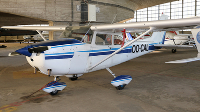 OO-CAL - Reims-Cessna F172H Skyhawk - Private