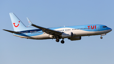 A picture of GFDZJ - Boeing 7378K5 - [34690] - © James Rowson