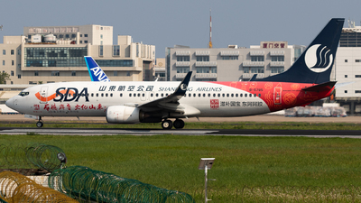 B-5785 - Boeing 737-85N - Shandong Airlines