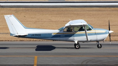 JA3900 - Cessna 172P Skyhawk II - New Japan Aviation (NJA)