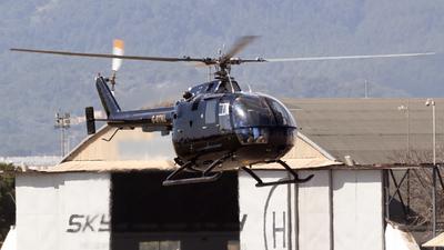 G-BTKL - MBB Bo105DBS-4 - Veritair