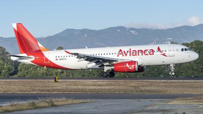 N683TA - Airbus A320-233 - Avianca