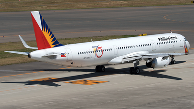 RP-C9923 - Airbus A321-231 - Philippine Airlines