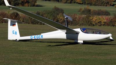 D-KGER - Glaser-Dirks DG-808B - Private