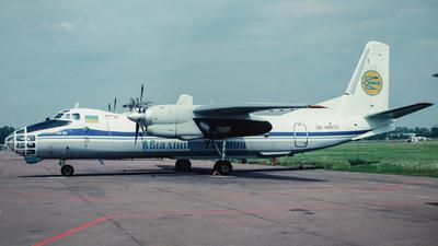 UR-46633 - Antonov An-30 - Air Ukraine
