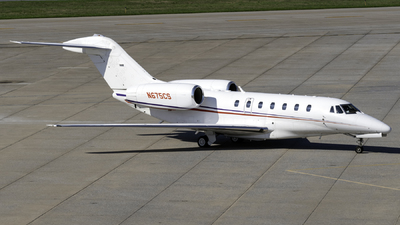 A picture of N675CS - Cessna 750 Citation X - Delta Private Jets - © Connor Ochs