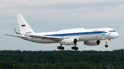 A picture of RA64523 - Tupolev Tu214VPU -  - © Dmitry Molokovich