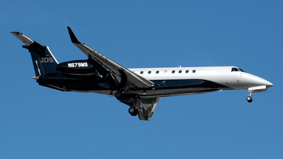 N679MS - Embraer ERJ-135BJ Legacy 600 - ExcelAire