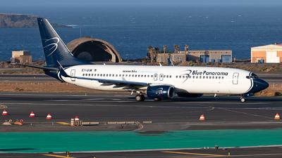 EI-GIM - Boeing 737-86Q - Blue Panorama Airlines
