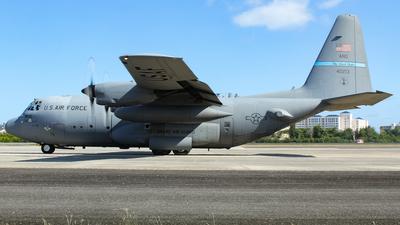 84-0213 - Lockheed C-130H Hercules - United States - US Air Force (USAF)