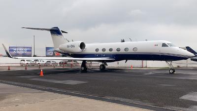 XA-OVA - Gulfstream G450 - Private