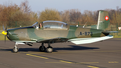 OO-RDS - Pilatus P-3-05 - Private