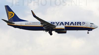EI-EFE - Boeing 737-8AS - Ryanair