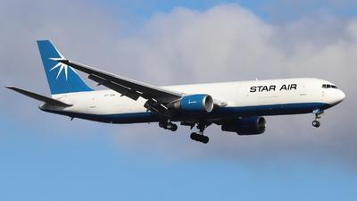 A picture of OYSRU - Boeing 76736N(ER)(BDSF) - Star Air - © Holger Eultgen