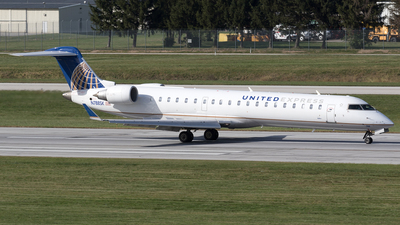 N788SK - Bombardier CRJ-702 - United Express (SkyWest Airlines)