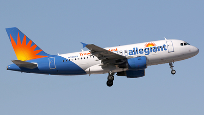 N328NV - Airbus A319-111 - Allegiant Air