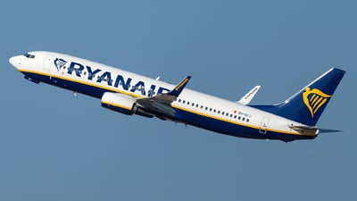 A picture of 9HQCJ - Boeing 7378AS - Ryanair - © Jonathan Mifsud