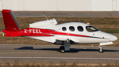 2-FEEL - Cirrus Vision SF50 G2 - Private