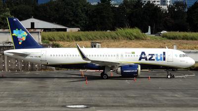 PR-YRU - Airbus A320-251N - Azul Linhas Aéreas Brasileiras