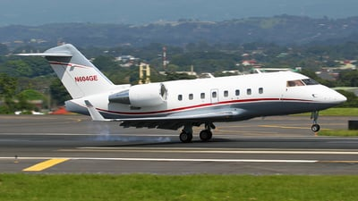 N604GE - Bombardier CL-600-2B16 Challenger 604 - Private