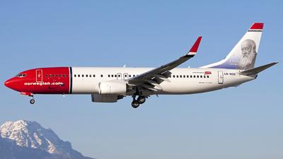 LN-NOX - Boeing 737-8JP - Norwegian