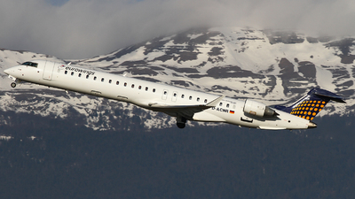 D-ACNR - Bombardier CRJ-900LR - Eurowings
