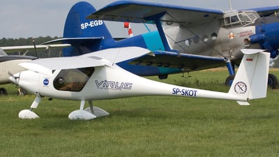 SP-SKOT - Pipistrel Virus - Private